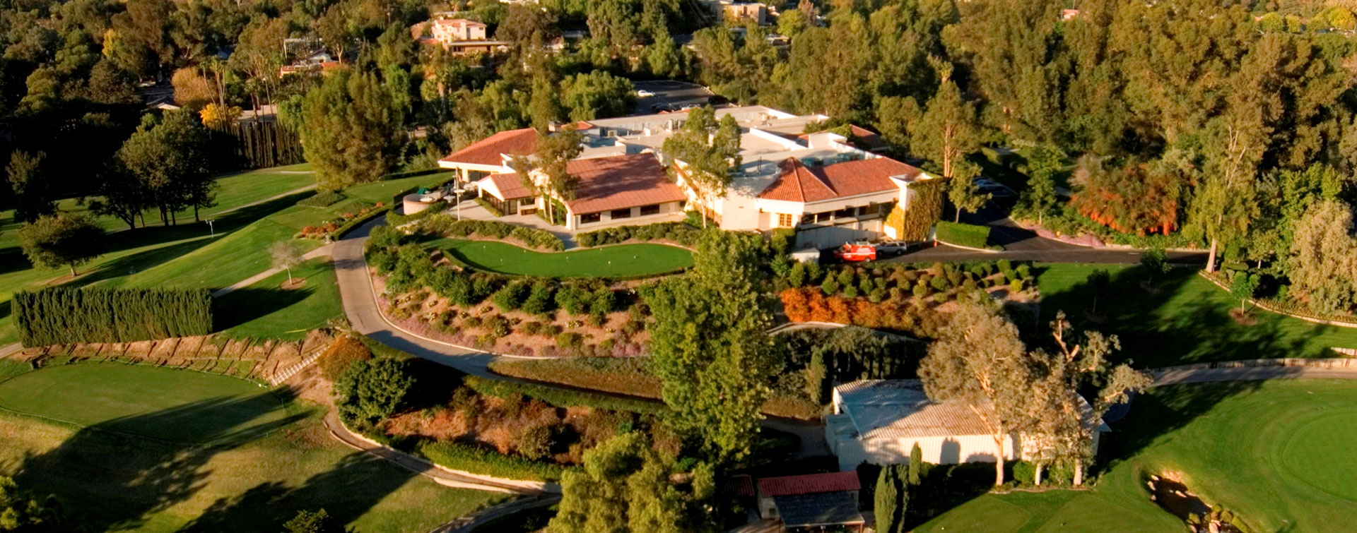 Woodland Hills Golf Course & Country Club in Los Angeles, CA